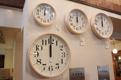 渡辺力 Riki clock グッドデザイン賞 電波時計