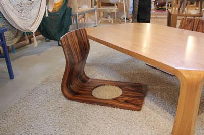 天童木工 座椅子 ヴィンテージ ローズウッド材