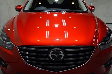 CX-5赤ブログ