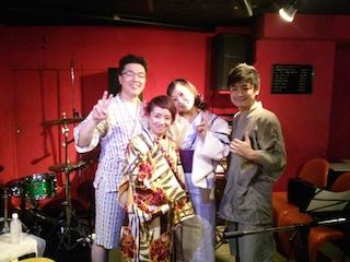 20150801マミヨLIVE@下北沢rpm