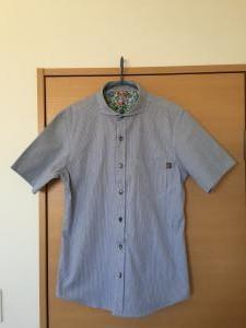 半袖メンズシャツ