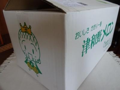 津和野メロン箱