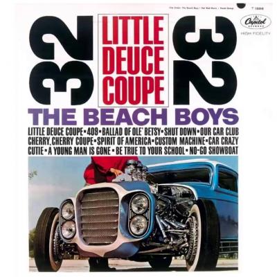 Little Deuce Coupe アルバムジャケット