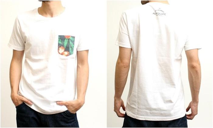 2015-07-10 トロピカル柄ポケット半袖クルーネックTシャツ 3