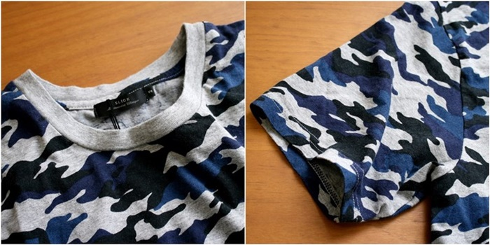 2015-07-10 カモフラージュプリント半袖ポケットTシャツ 4