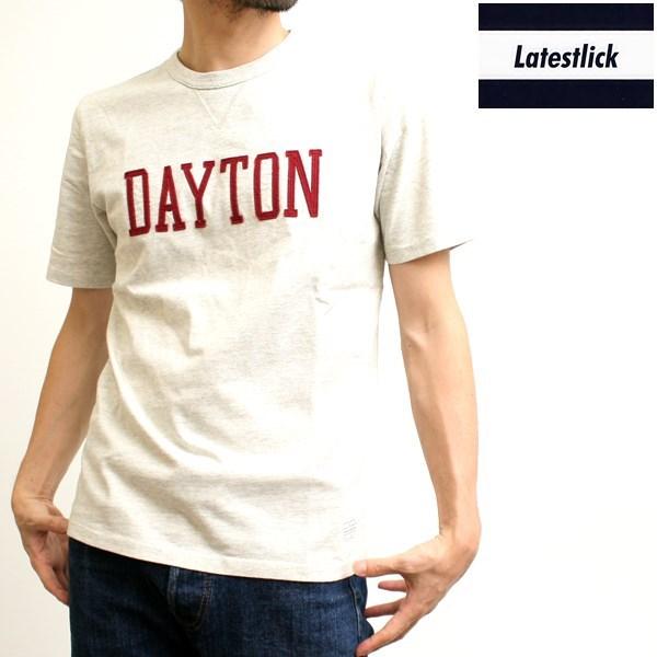 2015-07-20 度詰め天竺フェルト半袖ガゼットTシャツ(DAYTON) 1