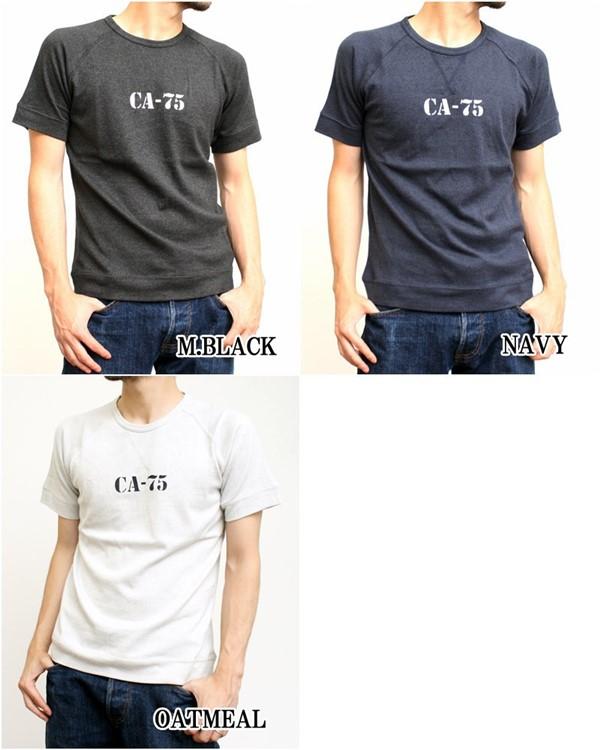 2015-07-21 CR天竺プリント半袖クルーネックTシャツ 5