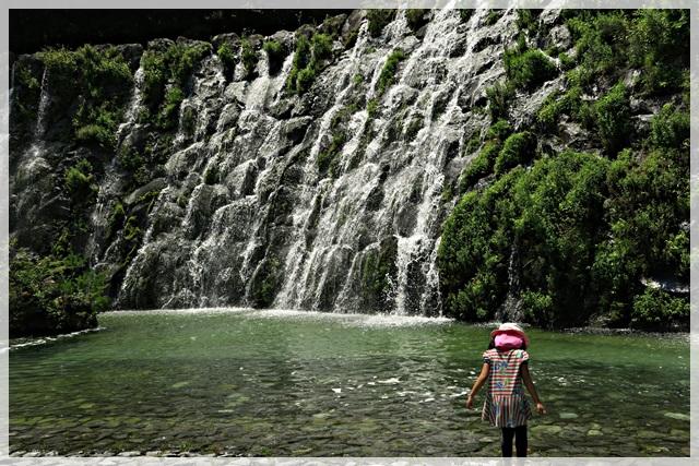 明神の滝2