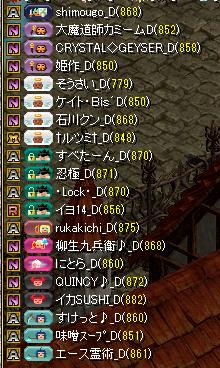 夢列車vsShowMe 集まり3