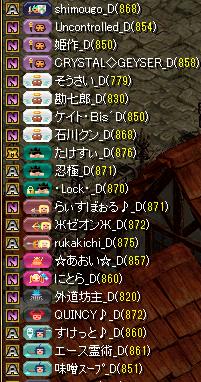 夢列車vsエンジェル 集まり3