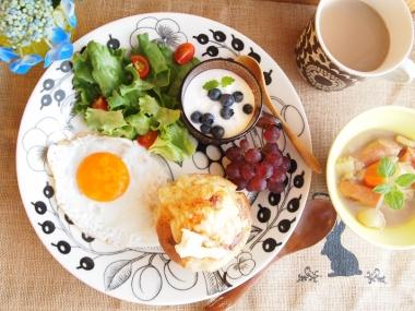 Pot au Feu × cheese muffin