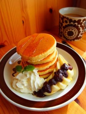 petit pancake