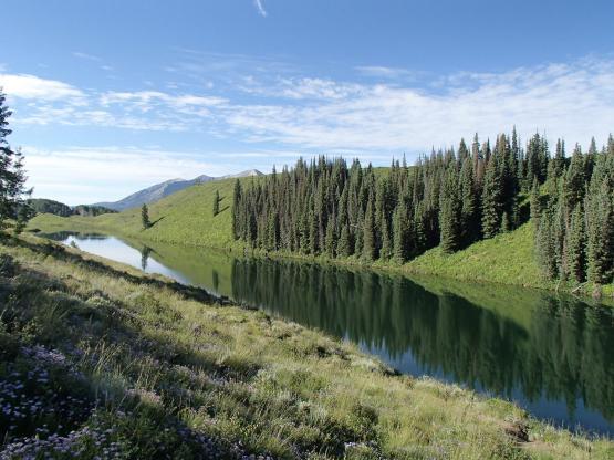 Meridian Lake