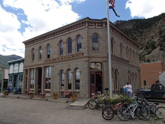 Miners & Merchant Bank, Lake City