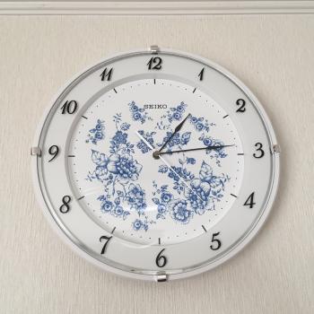デコナップ掛け時計-1