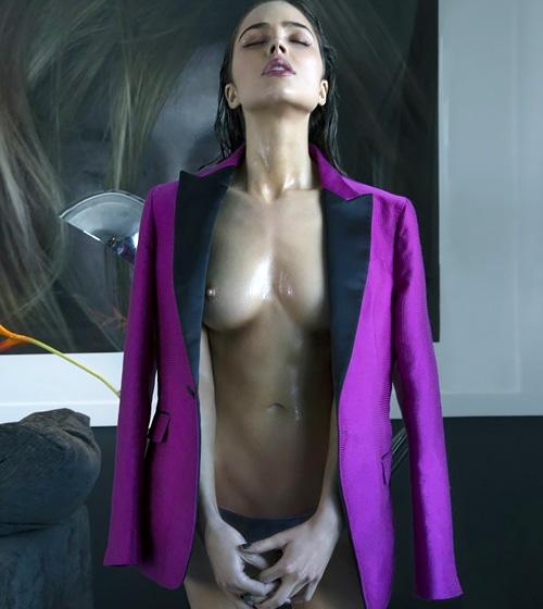 ミス・ユニバース2012のオリビア・カルポが初ヌードにwww
