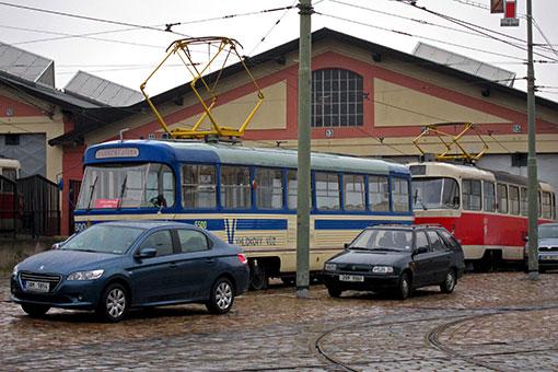 プラハ トラム博物館
