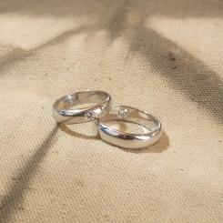 オーダーメイド プラチナ 結婚指輪