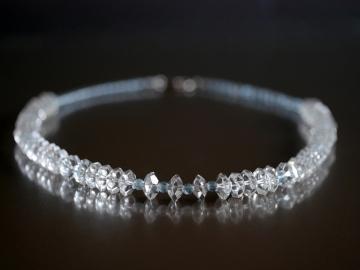 カット水晶とアクアマリンN (1)