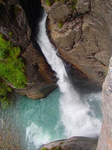 トリュンメルバッハの滝