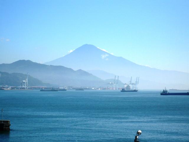 150715朝の富士山