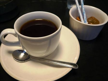Demi:ホットコーヒー