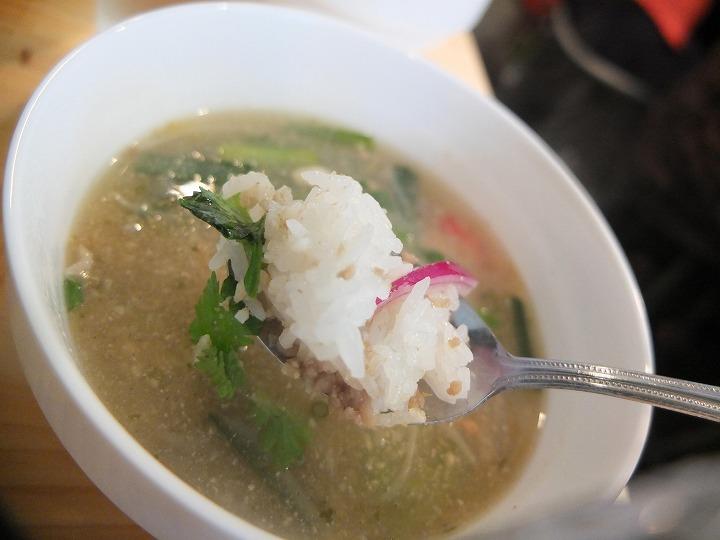丁子、アジアンスープ