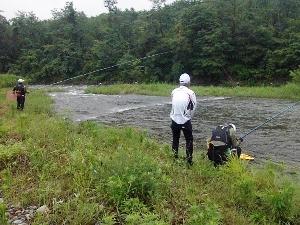 04 釣り開始