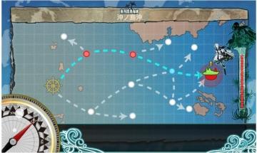 2015-0711 南西諸島海域 沖ノ島沖戦闘哨戒2