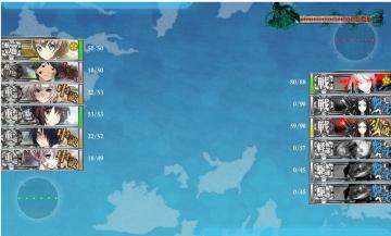 2015-0711 南西諸島海域 沖ノ島沖戦闘哨戒3