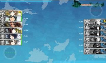 2015-0711 南西諸島海域 沖ノ島沖戦闘哨戒9