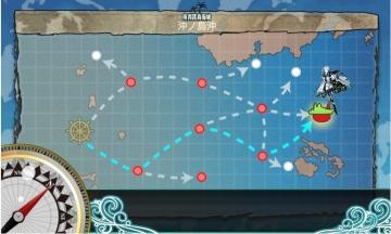 2015-0712 第二時南西諸島海域 沖ノ島沖戦闘哨戒2