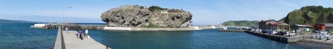 埠頭(パノラマ)