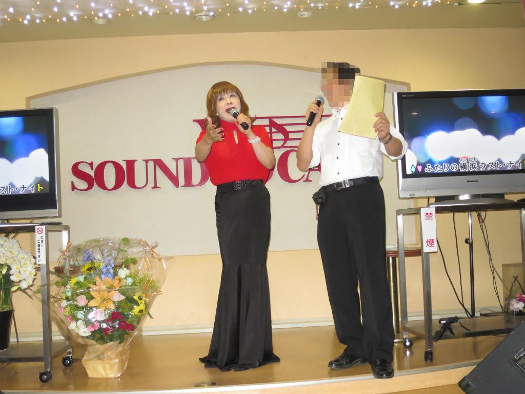 赤ブラウス舞台B(6)★