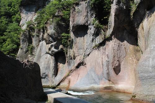 吹割の滝7