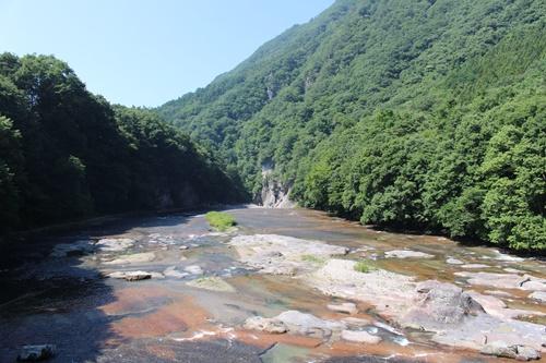 吹割の滝17
