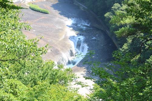吹割の滝22