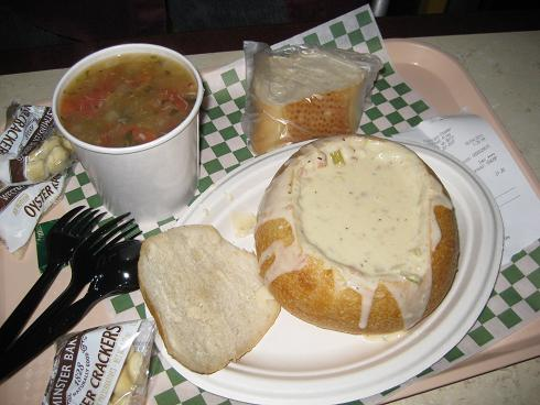 pikes chowder 3
