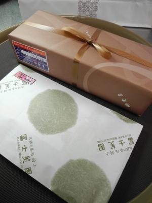 20150615念吉プラリネ&村上新茶