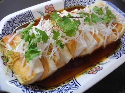 20150618鮭魚蒸豆腐