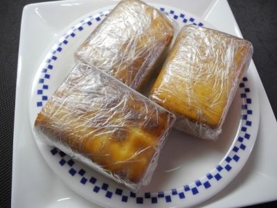 20150709手作りスモークチーズ