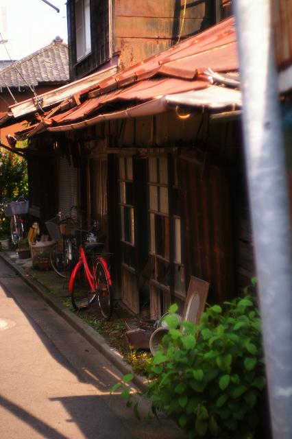 NikkorS5014と川越蔵の街