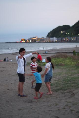XFUJINON5019と由比ヶ浜