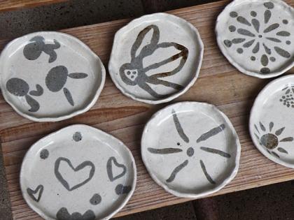 2015「親子で陶芸体験」作品完成3
