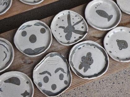 2015「親子で陶芸体験」作品完成4