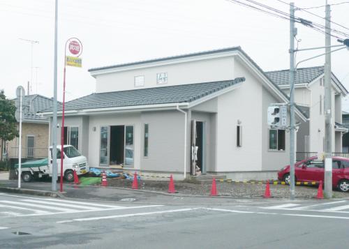 堀米駅前_外観1