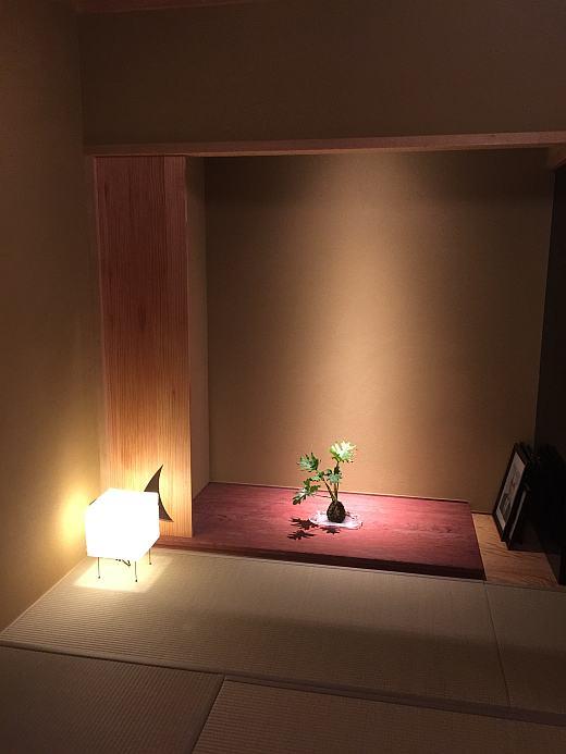 和室のスタンド