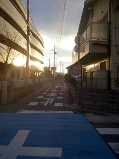 20150103高松の朝(その2)