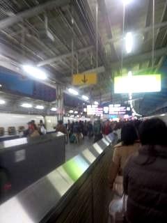 20150104岡山駅