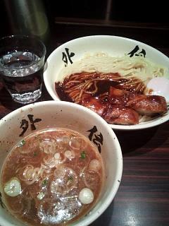 20150213麺家武蔵武骨(その1)